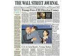 """美 월스트리트저널(WSJ), """"문재인과 동반 추락하는 한국 경제"""""""