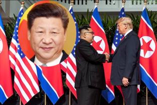 제2차 미북회담 앞두고 '북핵 숙주' 중국의 발악...트럼프는 결단할까