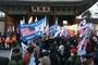 분노한 태극기 민심...헌재의 '박대통령 하야 종용' 의혹 진상규명하라