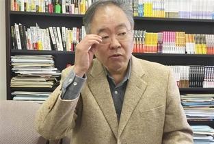 """다카하시 요이치 """"원전 오염수는 한국도 바다에 배출 ... 고이즈미 장관, '공부부족' 아닌가"""""""