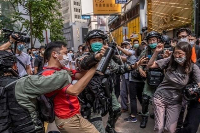 """앰네스티 법률고문 """"홍콩의 미래가 궁금하면 중공의 인권 상황을 보라"""""""