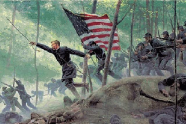 """美 워싱턴이그재미너 """"독립기념일은 폭도가 해산하기 좋은 날"""""""
