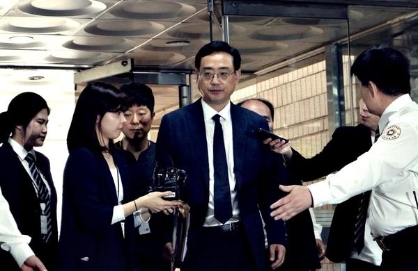 태블릿PC 조작설을 주장했다는 혐의로 구속기소돼 재판을 받고 있는 변희재 미디어워치 대표고문.