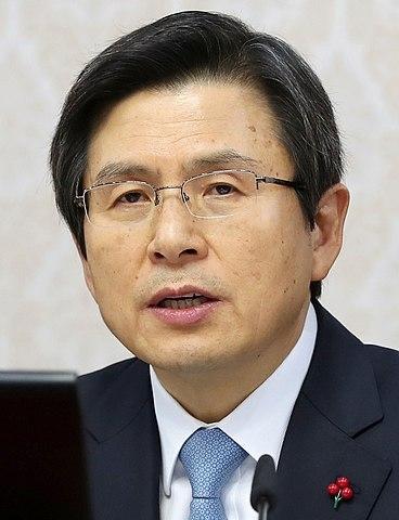 황교안 자유한국당 대표. 사진=위키백과