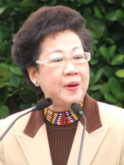 28일, 한국 국회에서 강연이 예정된 뤼슈렌 전 대만 부총통