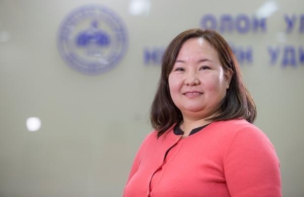 바트톡토크 몽골국립대학교 국제관계학과장