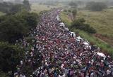 """美 더힐 """"미국 국경의 난장판은 전적으로 바이든 책임"""""""