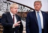 """美 뉴욕포스트 """"미국과 영국의 집단면역 성공은 트럼프 대통령과 존슨 총리 덕분"""""""