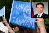 대만 외교부 장관, 한국 '국제신문'에도 '대만 유엔 복귀' 칼럼 기고