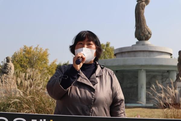 사진6 국사교과서연구소/위안부법폐지국민행동 회원